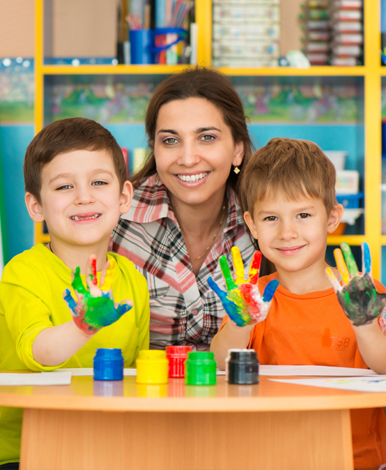 Diploma in Early Childhood Development & Education MTIA Courses